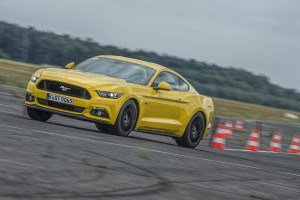Premiera: Ford Mustang 2015