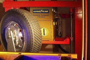 Technologia Goodyear Retread