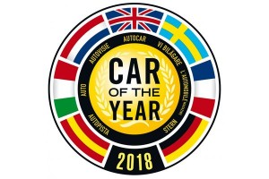 Car of the Year 2018 - oto wstępna lista