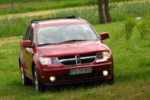 Polska premiera: Dodge Journey