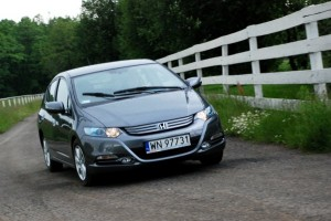 Honda Insight - hybryda w promocji + [VIDEO]