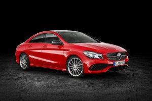 Mercedes CLA 220d 4Matic