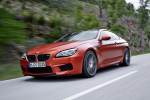 BMW M6 Coupe facelifting