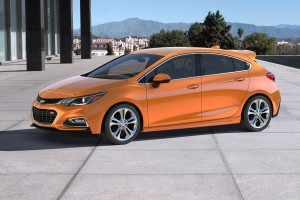 Chevrolet Cruze 2016 hatchback