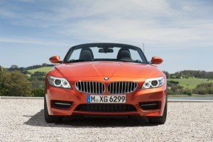 BMW Z4 facelifting