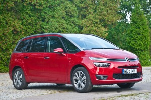 Testy mojeauto.pl: Citroen Grand C4 Picasso
