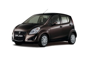 Suzuki Splash po liftingu