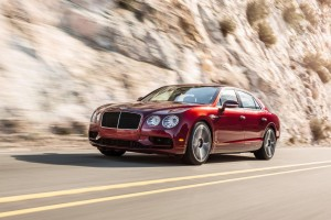 Bentley Flying Spur V8 S - luksus na sportowo