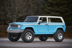 Easter Jeep Safari Concepts I