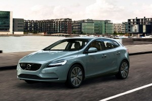 Volvo V40 face-lifting