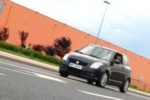 Testy mojeauto.pl: Suzuki Swift Sport