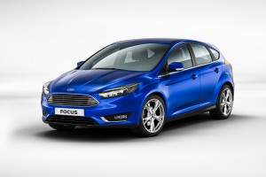 Ford Focus III facelifting