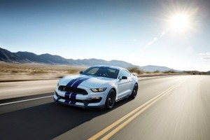 Ford Mustang Shelby GT350 - powrót legendy
