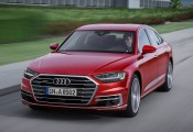 Nowe Audi A8 - limuzyna przyszłości