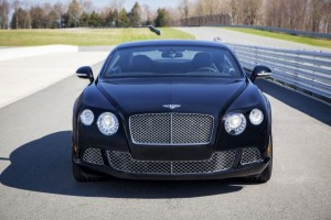 Bentley Mulsanne i continental GT Le Mans Edition