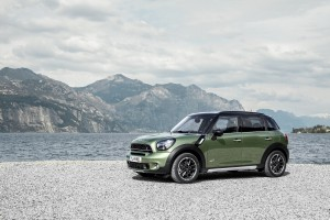 MINI Countryman facelifting