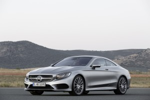 Mercedes Klasa S Coupe
