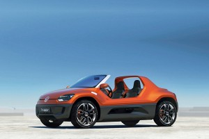 Volkswagen Buggy Up Concept