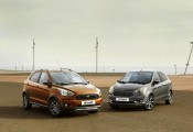 Ford Ka+ po face-liftingu - nowa wersja Active