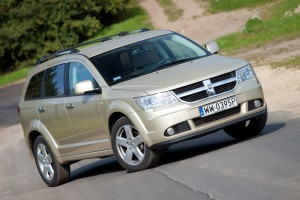 Testy mojeauto.pl: Dodge Journey