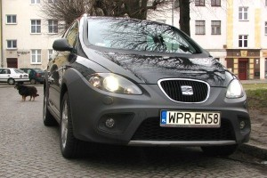 Testy mojeauto.pl: Seat Altea Freetrack