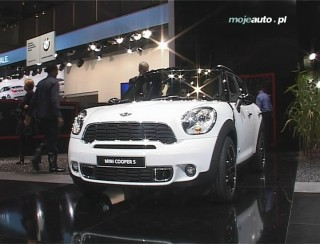 Genewa 2010: Mini Countryman