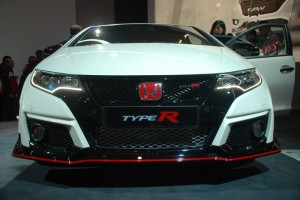 Rekord Nurburgringu Hondy Civic Type R