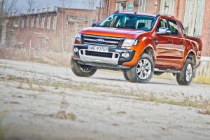 Testy mojeauto.pl: Ford Ranger Wildtrak