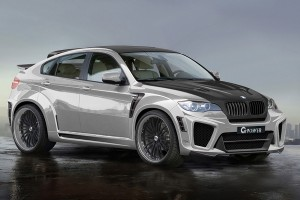 BMW X6 Typhoon RS Ultimate G-Power