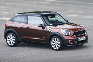 Testy mojeauto.pl: MINI Cooper SD Paceman