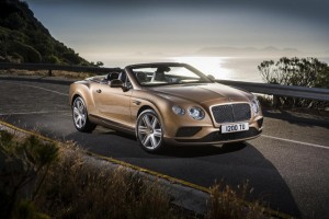 Bentley Continental/Flying Spur 2015