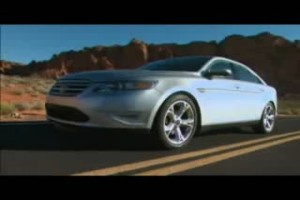 Ford Taurus SHO 2010  (USA)