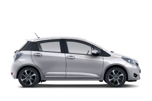 Toyota Yaris Trend by Simple