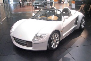 AMI Lipsk 2006: YES Roadster