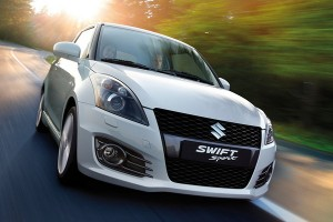 Nowy Suzuki Swift Sport