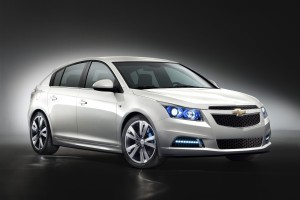 Chevrolet Cruze Hatchback 2011