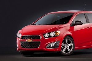Chevrolet Sonic RS