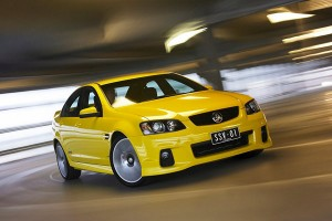 Holden VE II Commodore SSV