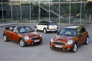 Nowe MINI Convertible oraz MINI Clubman