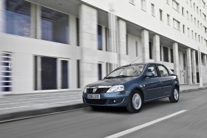 Dacia Logan facelifting