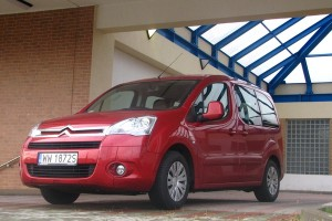 Testy mojeauto.pl : Citroen Berlingo