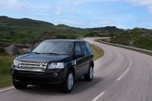 Land Rover Freelander 2 facelifting