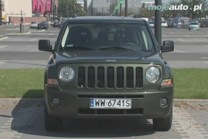 Testy mojeauto.pl : Jeep Patriot