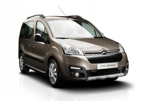 Facelifting Citroena Berlingo przed Genewą