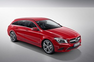 Mercedes klasa CLA Shooting Brake