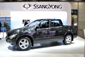 AMI Lipsk 2007: SsangYong Actyon Sports