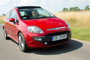 Fiat Punto Evo: VIDEO-TEST
