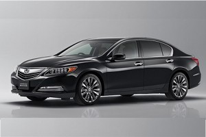 Honda Legend V