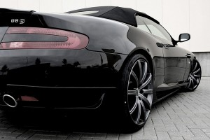 Aston Martin DB9 Convertible Wheelsandmore