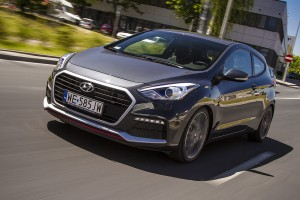 Hyundai i30 Turbo – test video